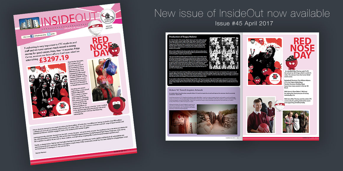 InsideOut - new issue 45