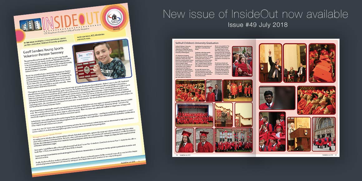 InsideOut - new issue 49