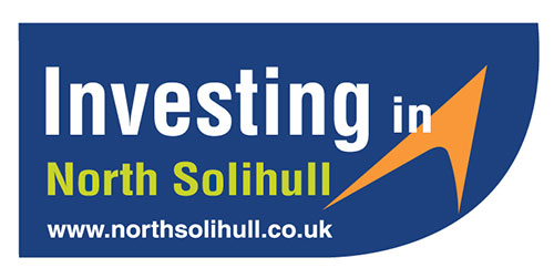 Investing in North Solihull - logo