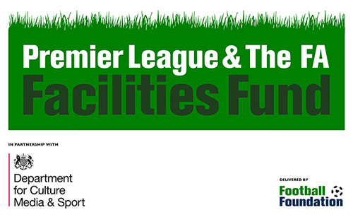 Football Foundation Facilities Fund - logo