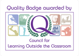 Learning Outside the Classroom Quality Badge.